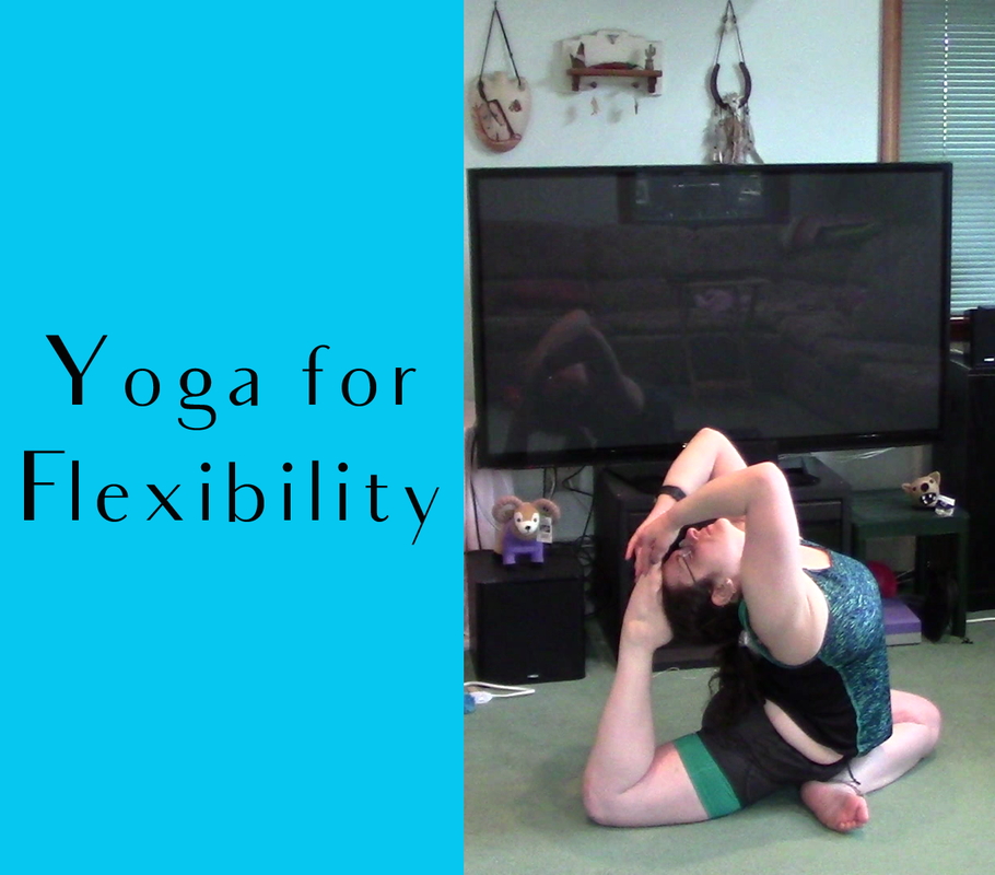 Yoga for Flexibility Jickety Jacq