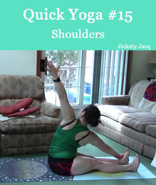 Quick Yoga Stretch 15 Jickety Jacq