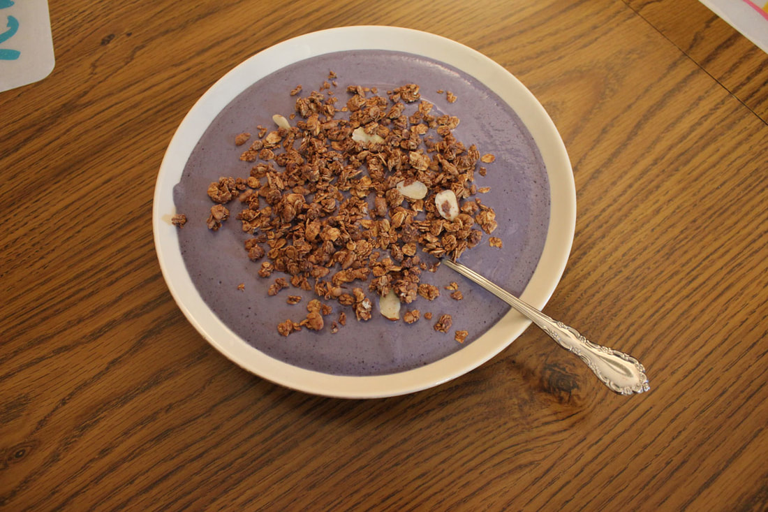 Protein Power Berry Smoothie Bowl Jickety Jacq